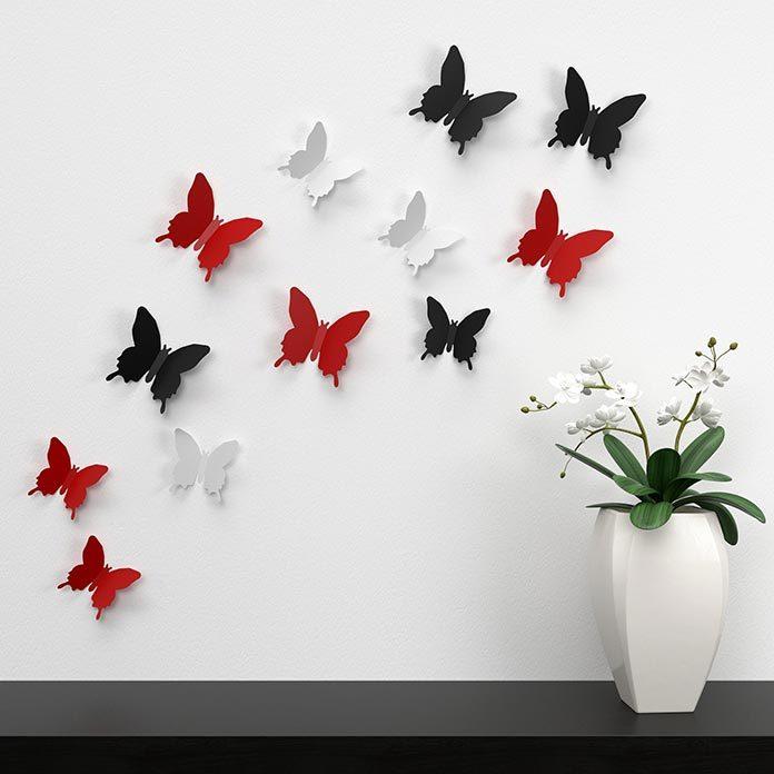 Napisy na ścianę 3d - 5 propozycji do Twojego mieszkania