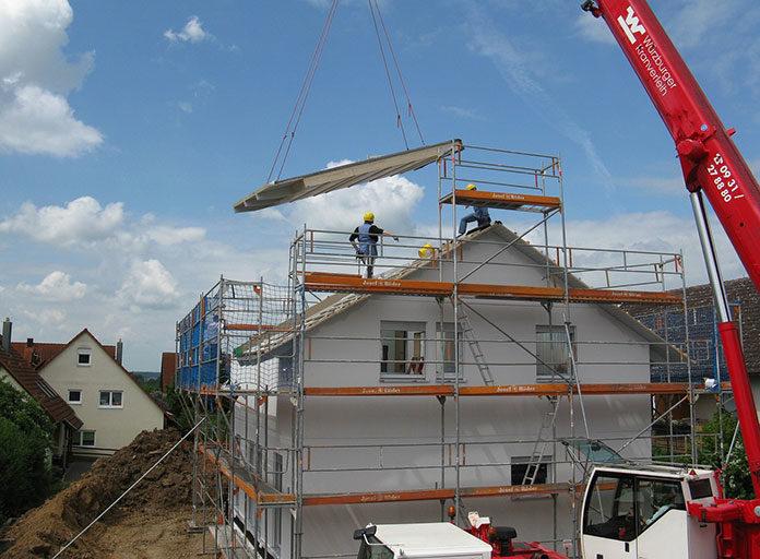 Budowa domu zaczyna się od projektu