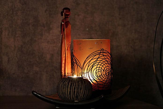 Rozbudzić zmysły za pomocą świec