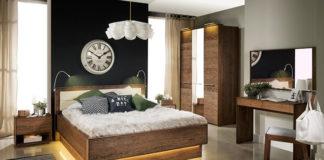 Stylowe i wygodne - łóżka sypialniane