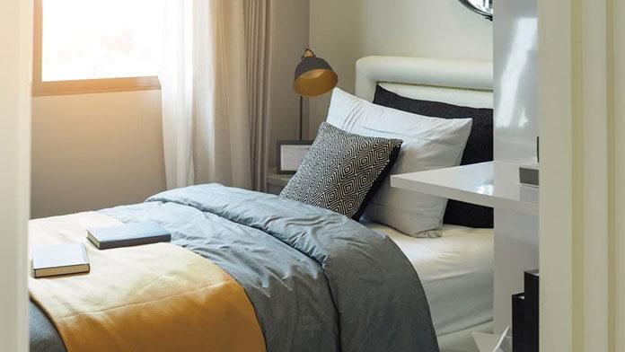Jakie łóżka jednoosobowe wybrać?