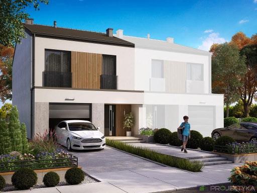 Projekty domów szeregowych